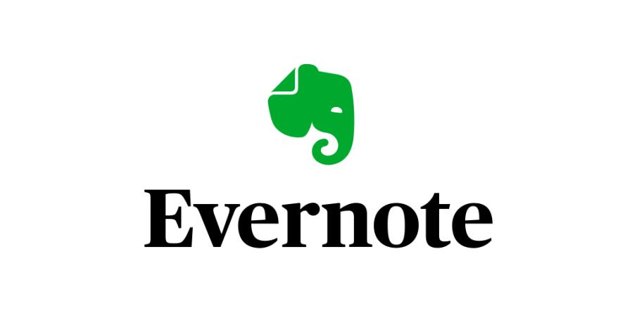evernote- header